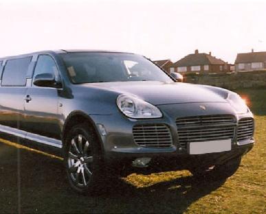 Porsche Cayenne Limos